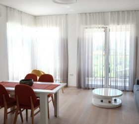 апартаменты 3.2. гостиная