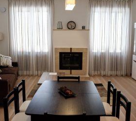 танхаус 3 гостиная-столовая